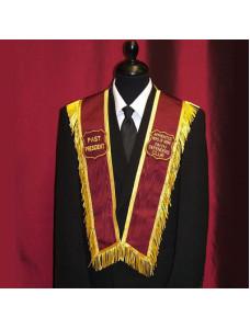 ABOD Past President Collar