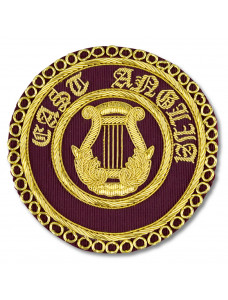 Athelstan   Provincial Apron Badge Only