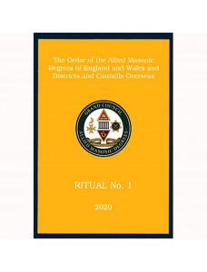 Allied Masonic Degrees Ritual No 1