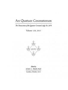 AQC Vol. 128 Hbk 2015