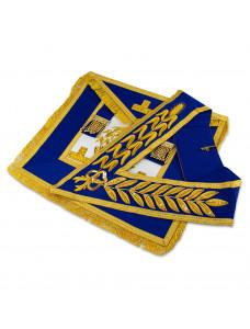 Craft Grand Lodge F/d Apron & Collar Finest Quality