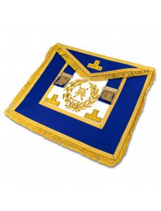 Craft Grand Lodge Full Dress Apron Only Best Quality