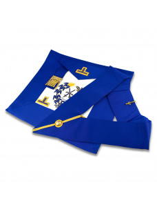 Craft Grand Lodge  Apron & Collar