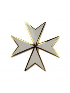 Knights Malta Cap Badge Loose