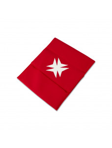 Km Pouch Red With White Cross
