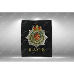 RAOB Blazer Badges