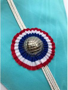 G L N F  Craft Officer Collar