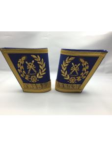 Craft Grand Lodge Gauntlets Best Quality