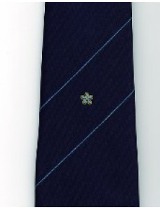 Forget-me-not Tie - Blue