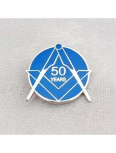 Lapel Pin - Craft 50 Year