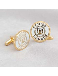 Cuff Links - Senior  London G. Rank
