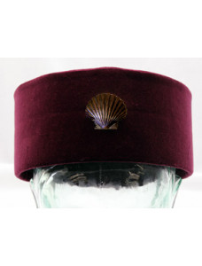 Order Of St.thomas Of Acon Cap With Shell Badge