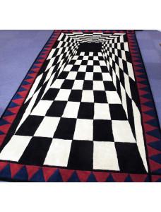 R142 Royal Arch Carpet Fully Woven