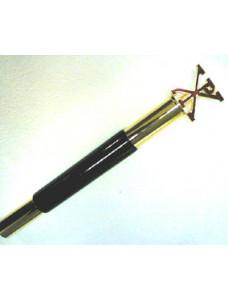 Kcc Xp Baton Commander - Black Shaft Open Xp