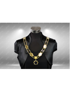 """Civic Chain of Office - """"Lady Mayor"""" - Style 5"""