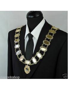"Civic Chain of Office -  ""Chamberlain"" - Style 15"