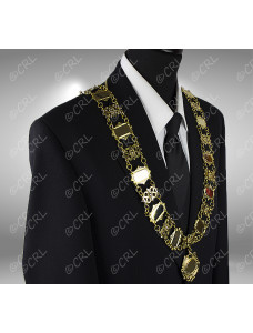 """Civic Chain of Office -  """"Herald"""" - Style 16"""